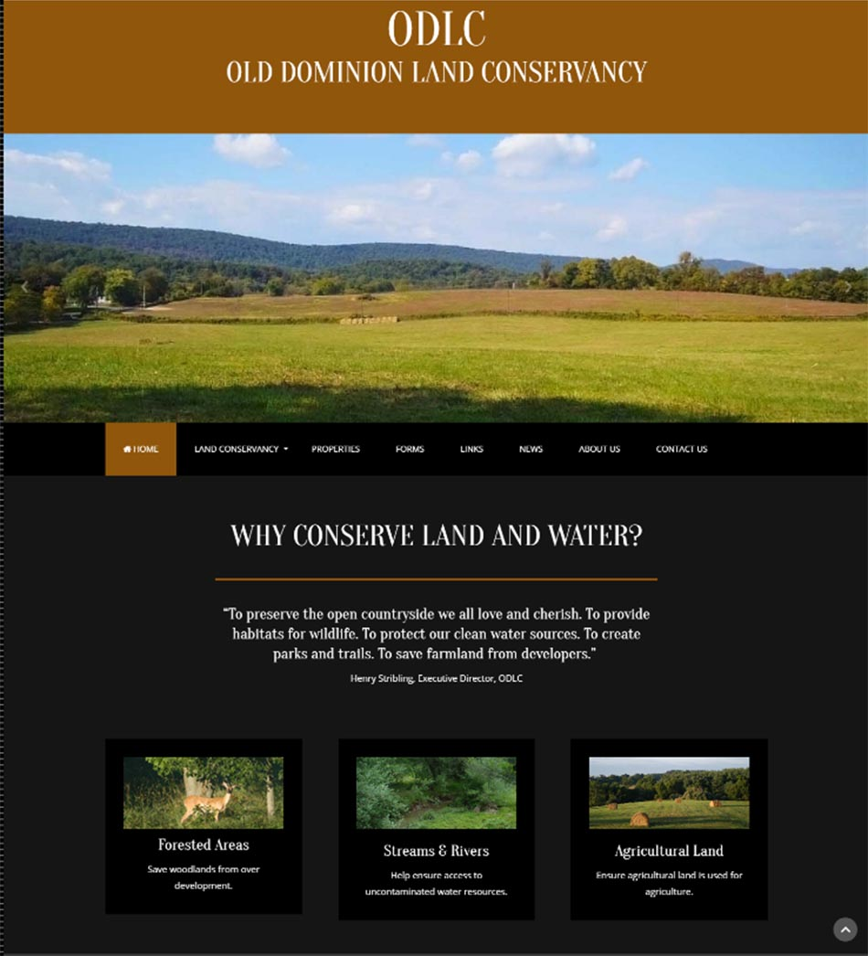 Old Dominion Land Conservancy